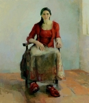 Francesca 30x33 in