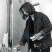 MacDowell Colony 1999 Tina Painting