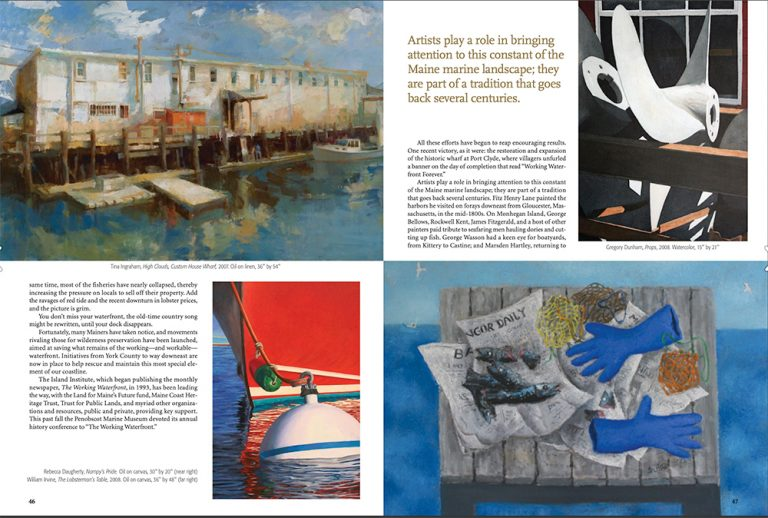 Artists of the Working Waterfront
