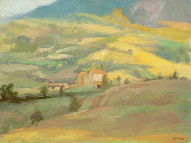 A Declaration of Love to an Italian Landscape